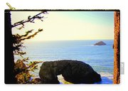 Arch Rock Reflection Carry-all Pouch