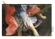 Archangel Michael Defeating Satan Carry-all Pouch