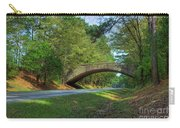 Arched Bridge Overpass  Carry-all Pouch
