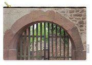 Arched Gate At Heidelberg Castle Carry-all Pouch