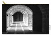 Arched Hallway In Palma Carry-all Pouch