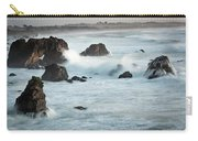 Arched Rock Wave Break Carry-all Pouch