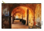 Arched Spanish Hall Carry-all Pouch