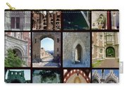 Arches Collage Carry-all Pouch