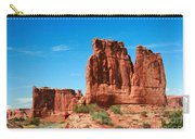 Arches National Park From A Utah Highway Carry-all Pouch