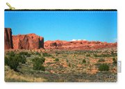 Arches National Park In Moab, Utah Carry-all Pouch