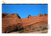 Arches National Park, Utah Usa - Delicate Arch Carry-all Pouch