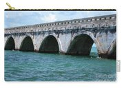 Arches Of The Bridge Carry-all Pouch