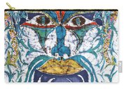 Archetypal Mask Carry-all Pouch