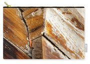 Architectural Detail At Bodie 1 Carry-all Pouch