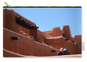 Architecture In Santa Fe Carry-all Pouch