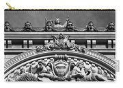 Architecture Industrie B-w Carry-all Pouch