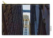 Architecture New York City The Crossing  Carry-all Pouch