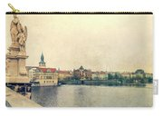 Architecture Of Charles Bridge Carry-all Pouch