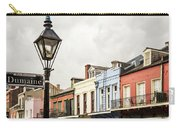 Architecture Of The French Quarter In New Orleans Carry-all Pouch