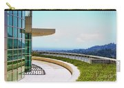 Architecture View Getty Los Angeles  Carry-all Pouch