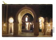 Archways At Night Carry-all Pouch