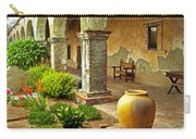 Archways At The Mission, Mission San Juan Capistrano, California Carry-all Pouch