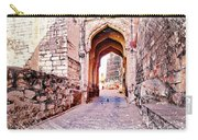 Archways Ornate Palace Mehrangarh Fort India Rajasthan 1a Carry-all Pouch