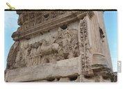 Arco Di Tito Relief Carry-all Pouch