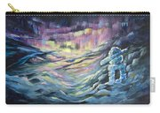 Arctic Experience Carry-all Pouch by Joanne Smoley