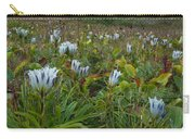 Arctic Gentian Blooming In The Alpine Carry-all Pouch