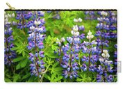 Arctic Lupine Carry-all Pouch