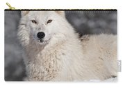 Arctic Wolf... Carry-all Pouch