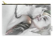 Are You Gonna Kiss Me Or Not Carry-all Pouch