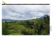 Arenal Lake And Volcano Carry-all Pouch