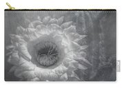 Argentine Giant Painted Bw Carry-all Pouch