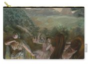 Aria After Ballet Carry-all Pouch