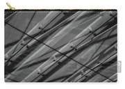 Aria Hotel Canopy Abstract Carry-all Pouch