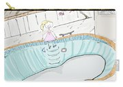 Arial Skates Pools Carry-all Pouch