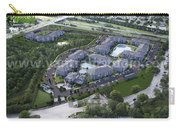 Arial View Exterior Rendering Design Ideas Carry-all Pouch