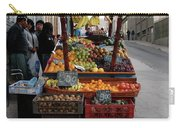 Arica Chile Fruit Stand Carry-all Pouch
