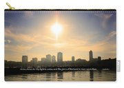 Arise Shine  Carry-all Pouch