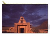 Arizona Adobe Mission Church 1939-2016 Carry-all Pouch