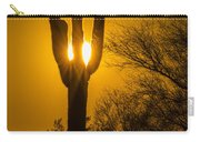 Arizona Cactus #1 Carry-all Pouch