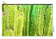 Arizona Cactus #16 Carry-all Pouch
