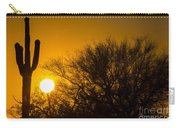 Arizona Cactus #2 Carry-all Pouch