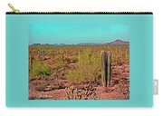 Arizona Desert Nice Place For A Walk Carry-all Pouch