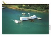 Arizona Memorial From Above Carry-all Pouch