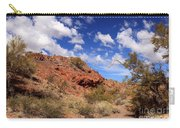 Arizona Red Rock Carry-all Pouch