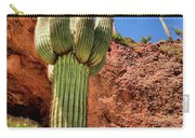 Arizona Saguaro #1 Carry-all Pouch