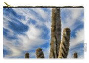 Arizona Saguaro  Carry-all Pouch