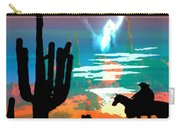 Arizona Skies Carry-all Pouch