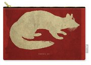 Arizona State Facts Minimalist Movie Poster Art Carry-all Pouch