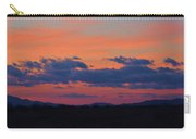 Arizona Sunset 10 Carry-all Pouch