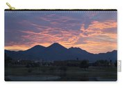 Arizona Sunset 2 Carry-all Pouch